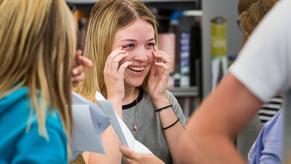 Braintree Sixth Form A Level Results Success!