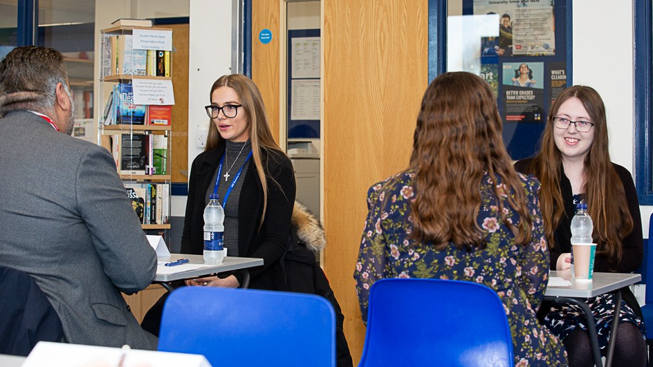 Year 13 Mock Interview Day
