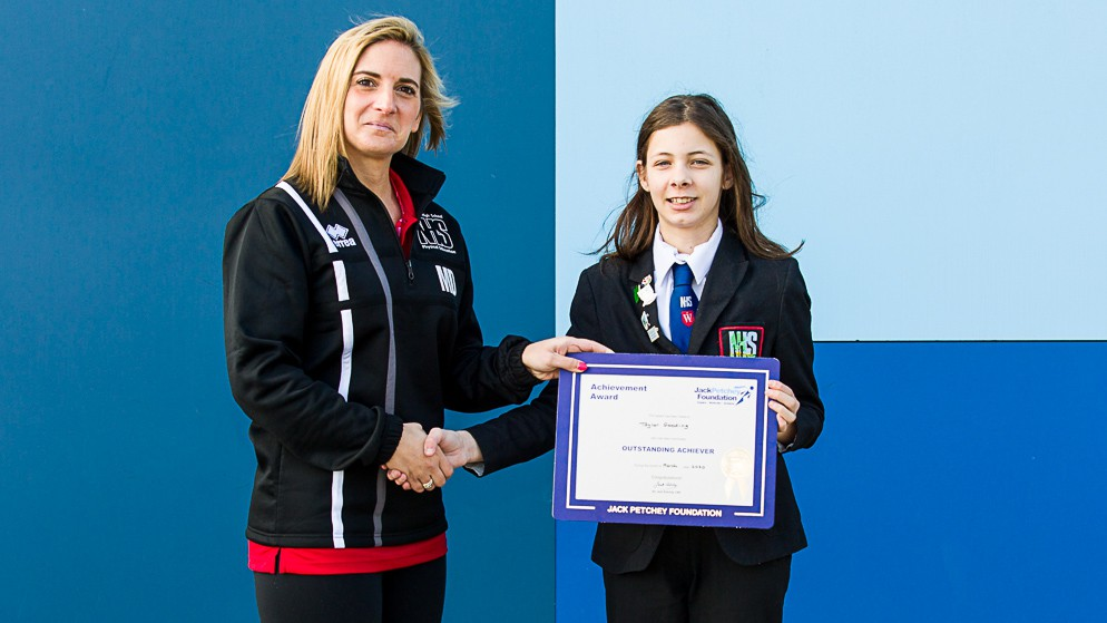Taylor Gooding – Jack Petchey Winner March 2020