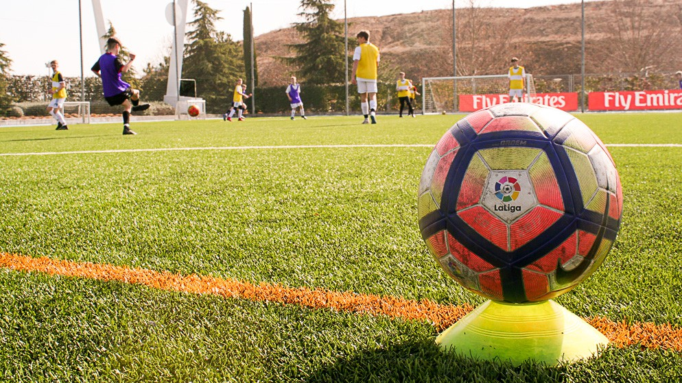 Football Development Tour for Students in Years 7-10, Madrid