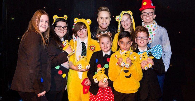 Olly Murs – Comic Relief 2016