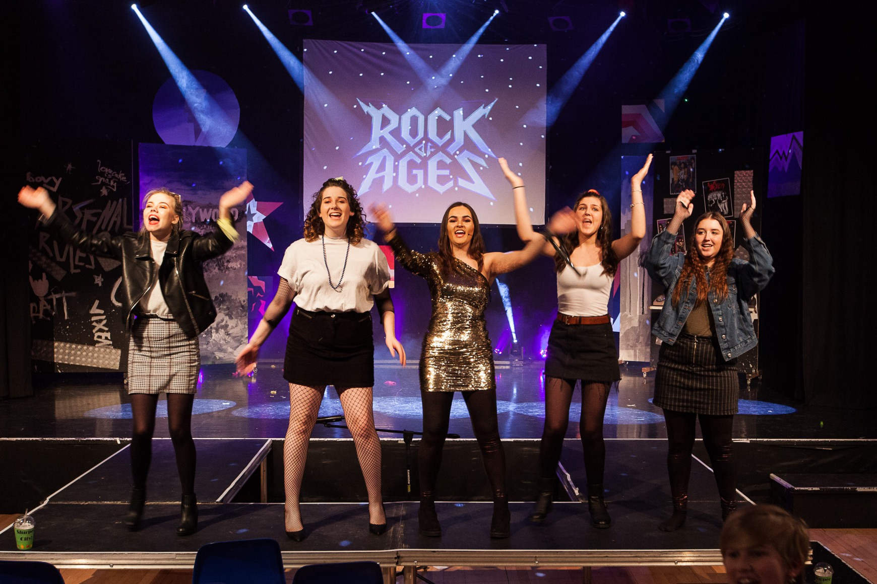 Rock of Ages, the Musical