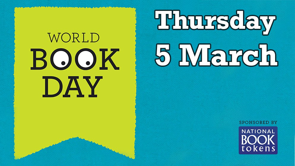 World Book Day – 5 March 2020