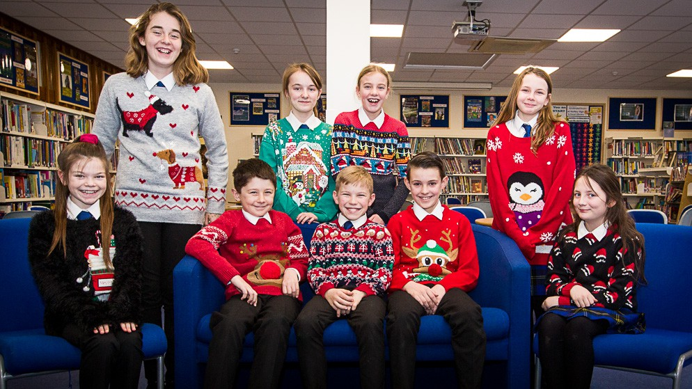 Save the Children - Christmas Jumper Day 2019
