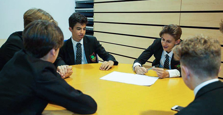 Year 10 Business and the Law Vocational Event