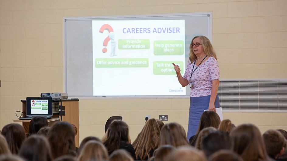 Years 7 and 8 Careers Assemblies