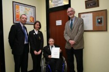 Notley Students Receive The Diana Award
